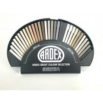 ARDEX Grout Chart