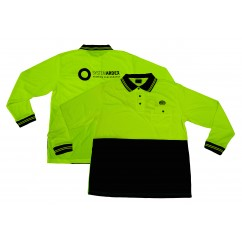 ARDEX High Visbility Fluro Long Sleeve T-Shirt